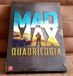 Dvd Mad Max Quadrilogia Coleção (4 Discos) Original Lacrado comprar usado  Sorocaba