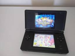 Nintendo ds lite + R4 com jogos comprar usado  Cotia