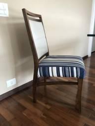 Cadeiras estofadas - ler todo o anúncio