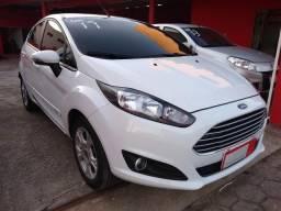 Ford Fiesta 1.6 SEL Automático - 2017