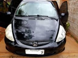 Honda Fit automático aceito troca - 2007
