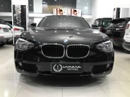 BMW 116I 2013/2014 1.6 16V TURBO GASOLINA 4P AUTOMÁTICO - 2014