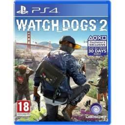 Watch dogs 2 jogo ps4
