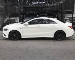 Mercedes-benz cla 250 2.0 cgi gasolina sport 4matic 7g-dct - 2018