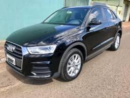 Audi Q3 1.4 2016 turbo já financiado - 2016
