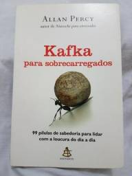 Livro Kafka para Sobrecarregados (sinopse na descrição)