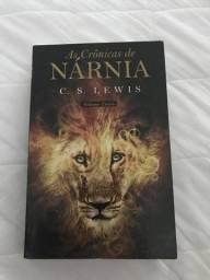 Livro- As crônicas de Nárnia