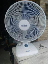 Vendo um ventilador funcionando normalmente