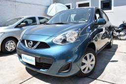 Nissan march 2015 1.0 s 16v flex 4p manual - 2015