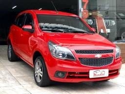 Chevrolet agile 2013/2013 1.4 mpfi ltz 8v flex 4p manual - 2013