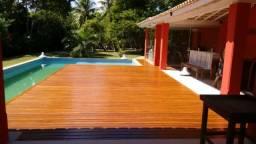 Casa Quinta Sauípe Duplex 4 suítes piscina Decorada Estrada do Coco / Linha Verde