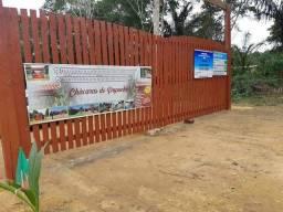 Chacaras do pupunhal em condomínio ENTRADA R$ 750,00 com areas de lazer