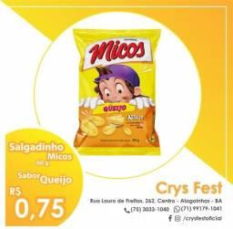 Salgadinho Micos