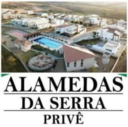 Terreno no Condomínio Alamedas da Serra, Garanhuns-PE