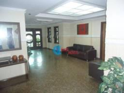 Apartamento 3 dormitórios grande com sacadas no Canto do  Forte