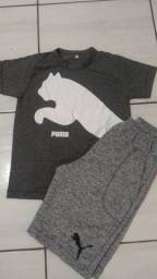 Conjunto Puma Tam 8