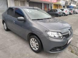 Renault Logan 1.6 Completo + GNV 5Geração Muito Novo