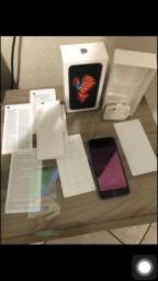 Vendo ou Troco iPhone 6s 32gb cinza espacial 5 meses de uso