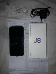 Samsung J8 Plus 64Gb Black comprar usado  Belo Horizonte