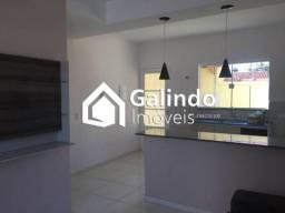 Casa para alugar no bairro Bode Branco - Engenheiro Coelho/SP