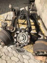 Eixo dianteiro VW completo 17.210//17.230//24.250//15.190 volvo e iveco (12 vezes 194,95)