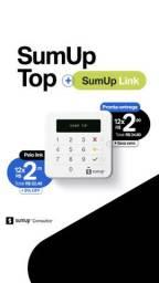 Maquininha de cartão Sumup top