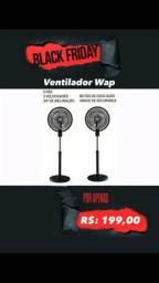 Ventilador wap promoção imperdível