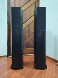Caixas acústicas torre BSA 64T