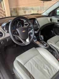 Cruze LTZ 2013 sedan, procedência, conservado, 84000 km