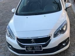 Peugeot 308 allure 2016 Branco perolizado