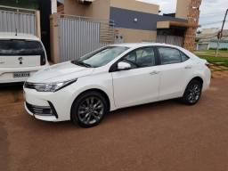 Toyota Corolla XEI 2018 Branco Pérola