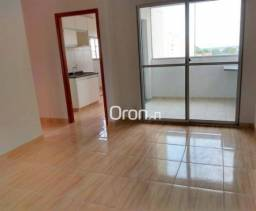 Apartamento com 2 dormitórios à venda, 59 m² por R$ 219.000,00 - Jardim Ipê - Goiânia/GO