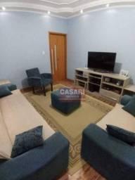 Casa com 3 dormitórios à venda, 126 m² - Paulicéia - São Bernardo do Campo/SP