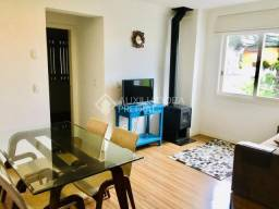 Apartamento para alugar com 1 dormitórios em Centro, Canela cod:312470