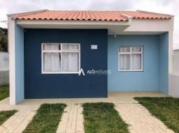 Casa com 2 dormitórios à venda, 42 m² por R$ 123.990,00 - Centro - Contenda/PR