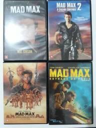 Filmes em DVD's
