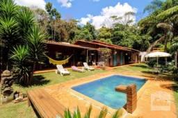 Casa à venda com 5 dormitórios em Recanto da serra, Brumadinho cod:274394