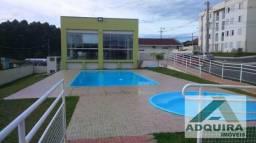 Apartamento com 2 quartos no Condomínio Fiori - Bairro Orfãs em Ponta Grossa