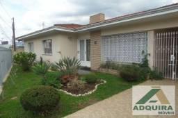 Casa sobrado com 4 quartos - Bairro Uvaranas em Ponta Grossa