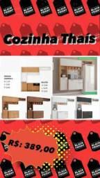 Armário de cozinha Thaís
