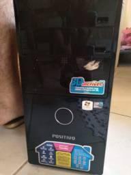 Cpu atom 1.800 ghz hd500 giga 2gmemoria teclado mouse monitor