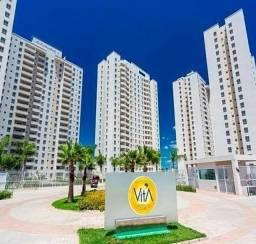 Apartamento no Residencial Vita - Apartamentos em Natal-RN