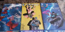 Revistas Dc Comics: Universo Cavaleiro das trevas