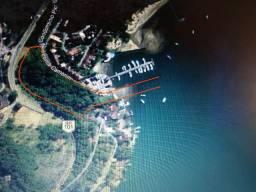 Vendo lote beira mar em Angra dos Reis, com área de 12.800 m2,