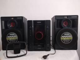 Som/Radio Toshiba MS 8030MU