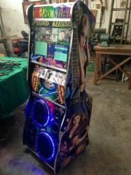 Manutenção de máquina de músicas, fliperamas ,Aluguel de máquina de música sinuca toto