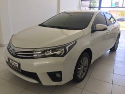 Toyota Corolla Xei (2017) Único Dono