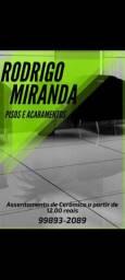 Rodrigo Miranda contrução