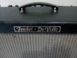 Amplificador Fender Deville 2x12 Made In U.s.a