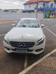 Vendo ou troco Mercedes-Benz c 180